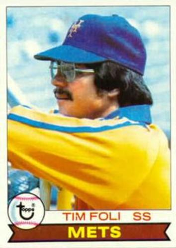 Photo of 1979 Topps #403 Tim Foli