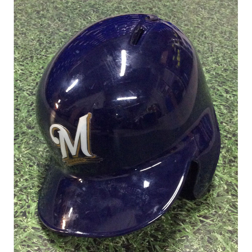 Photo of Drew Pomeranz 2019 Team-Issued Postseason Batting Helmet