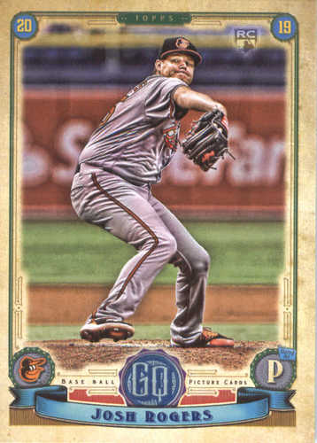 Photo of 2019 Topps Gypsy Queen #43 Josh Rogers RC