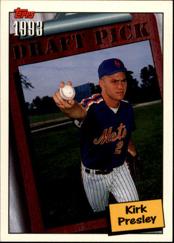 Photo of 1994 Topps #740 Kirk Presley RC