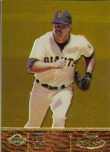 Photo of 2001 Topps Gold Label Class 1 Gold #48 Jeff Kent