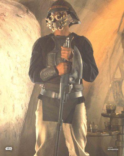 Billy Dee Williams as Lando Calrissian