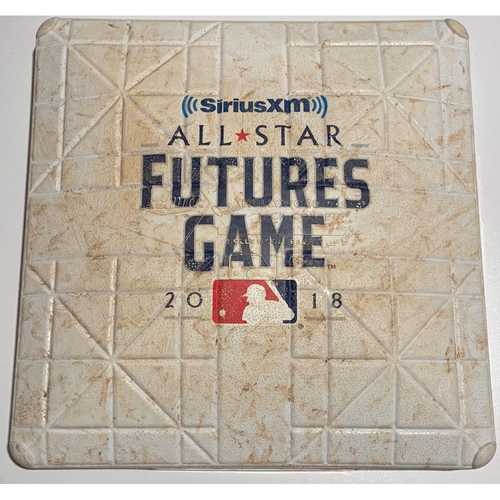Photo of 2018 All Star Game Futures Game Used 3rd Base -  Innings (1st - 9th) - July 15th