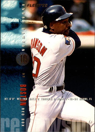 Photo of 1995 Fleer #28 Andre Dawson