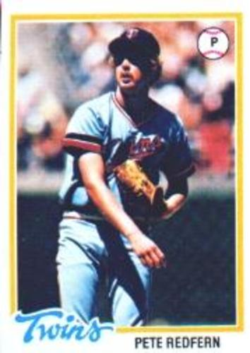 Photo of 1978 Topps #81 Pete Redfern