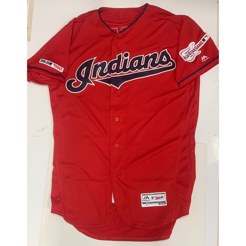 Photo of Tyler Clippard Team Issued 2019 Alternate Home Jersey
