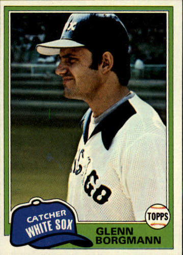 Photo of 1981 Topps #716 Glenn Borgmann