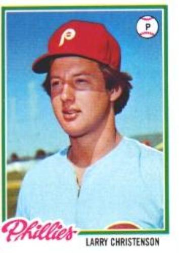 Photo of 1978 Topps #247 Larry Christenson