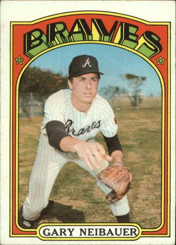 Photo of 1972 Topps #149 Gary Neibauer