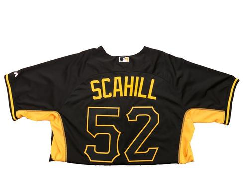 Rob Scahill Team-Issued 2016 Batting Practice Jersey