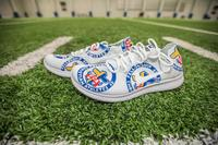 MY CAUSE MY CLEATS - Lions AST COACH Allan Willams CUSTOM CLEATS (Week 13 2017)