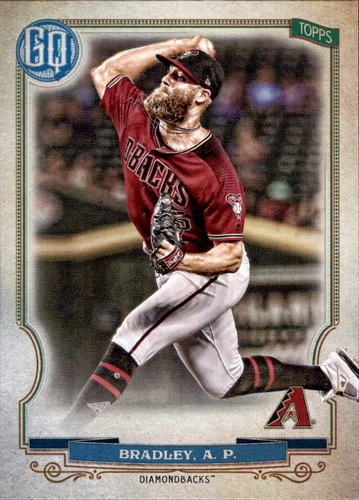 Photo of 2020 Topps Gypsy Queen #296 Archie Bradley