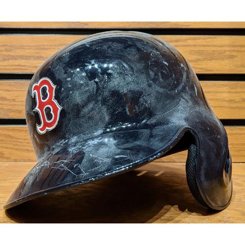 Photo of #31 Team Issued Batting Helmet