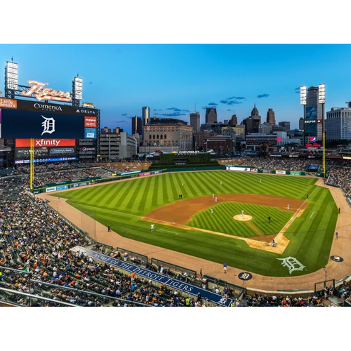 Detroit Tigers Opening Day Tickets - 4/1 vs. CLE @ 1:10PM EDT