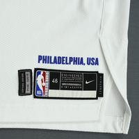 Demetrius Jackson - Philadelphia 76ers - Christmas Day' 18 - Game-Worn Earned City Edition Jersey - Dressed, Did Not Play