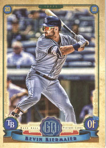 Photo of 2019 Topps Gypsy Queen #27 Kevin Kiermaier