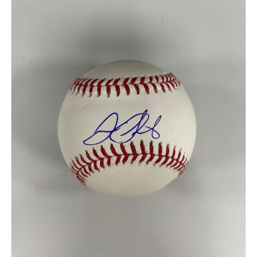 Photo of Gavin Sheets Autographed Baseball