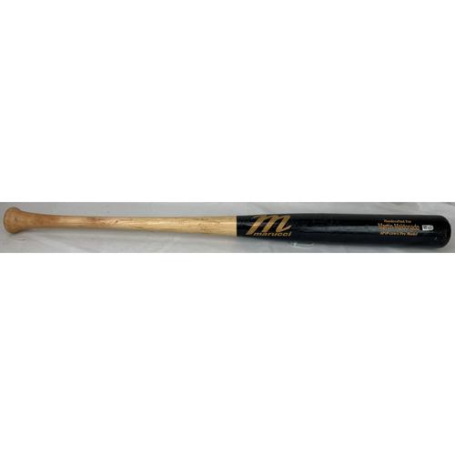 Photo of Yuli Gurriel 2019 World Series Game Used Bat