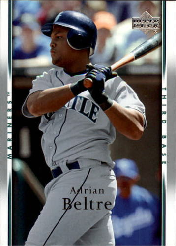 Photo of 2007 Upper Deck #937 Adrian Beltre