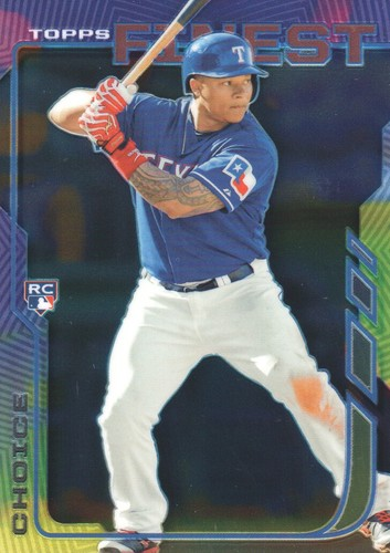 Photo of 2014 Finest #6 Michael Choice RC