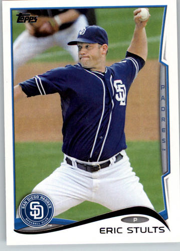 Photo of 2014 Topps #234 Eric Stults