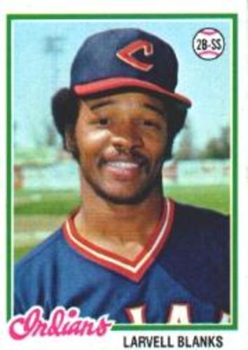 Photo of 1978 Topps #61 Larvell Blanks