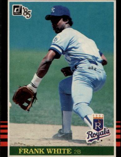 Photo of 1985 Donruss #175 Frank White