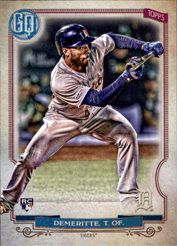 Photo of 2020 Topps Gypsy Queen #297 Travis Demeritte RC
