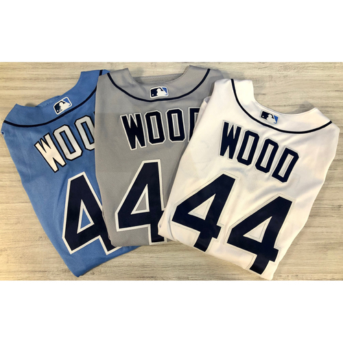 Photo of Team Issued Jersey Package (3): Hunter Wood