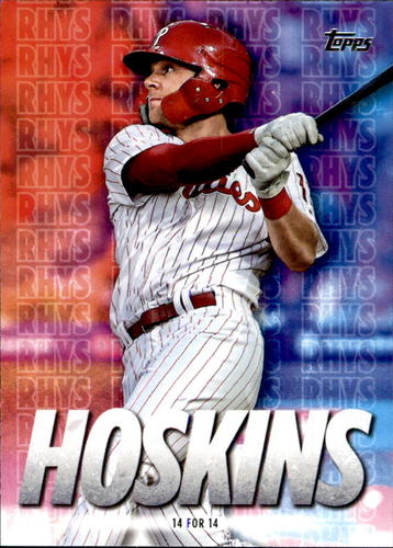 Photo of 2020 Topps Rhys Hoskins Highlights #RH17 Rhys Hoskins