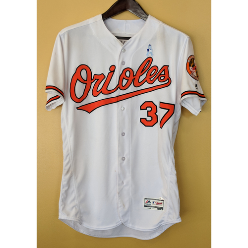 Photo of Dylan Bundy - Home Father's Day Jersey: Game-Used