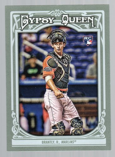 Photo of 2013 Topps Gypsy Queen #33 Rob Brantly RC