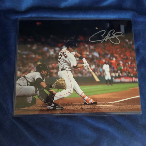 Photo of UMPS CARE AUCTION: Signed Photo of Alex Bregman
