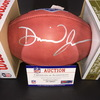 NFL - Buccaneers Devin White Signed Authentic Football with 2019 NFL Draft Logo