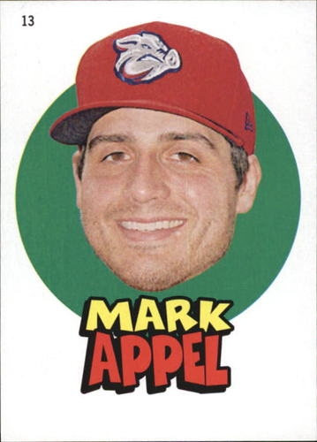 Photo of 2016 Topps Heritage Minors '67 Topps Stickers #13 Mark Appel