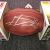 PCC - Cowboys Haha Clinton-Dix Signed Authentic Football - Benefits Haha's Heroes Foundation