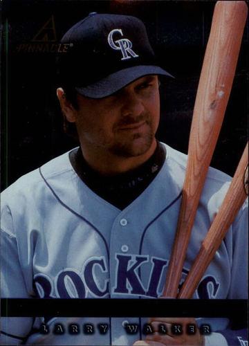 Photo of 1998 Pinnacle Plus #198 Larry Walker FV