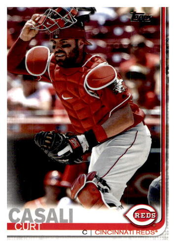 Photo of 2019 Topps Update #US3 Curt Casali