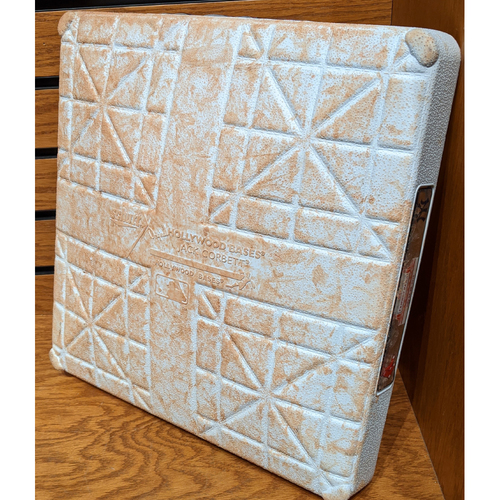 Red Sox vs. Yankees July 26, 2019 Game Used 2nd Base