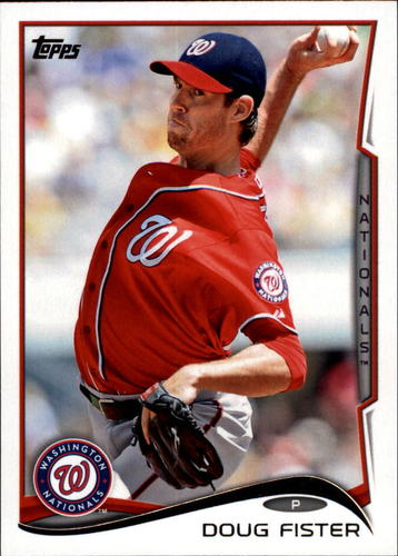 Photo of 2014 Topps Update #US137A Doug Fister