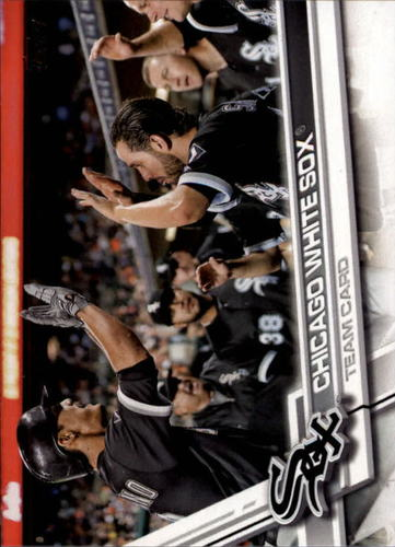 Photo of 2017 Topps #173 Chicago White Sox