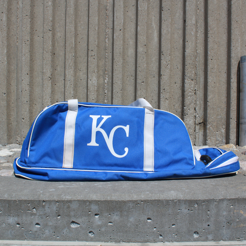 Photo of Team-Issued Equipment Bag: Whit Merrifield