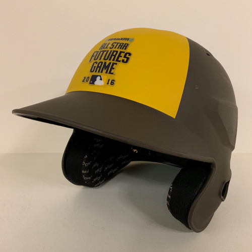 Photo of 2016 All-Star Futures Game - Game Used Batting Helmet - Amed Rosario (New York Mets)