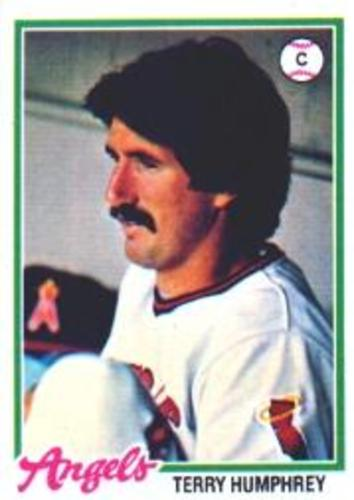 Photo of 1978 Topps #71 Terry Humphrey