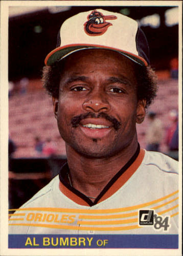 Photo of 1984 Donruss #210 Al Bumbry