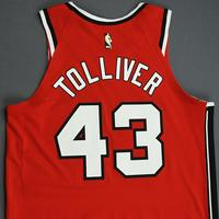 Anthony Tolliver - Portland Trail Blazers - Game-Worn Classic Edition 1975-77 Road Jersey - 2019-20 NBA Season