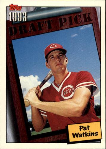 Photo of 1994 Topps #743 Pat Watkins RC