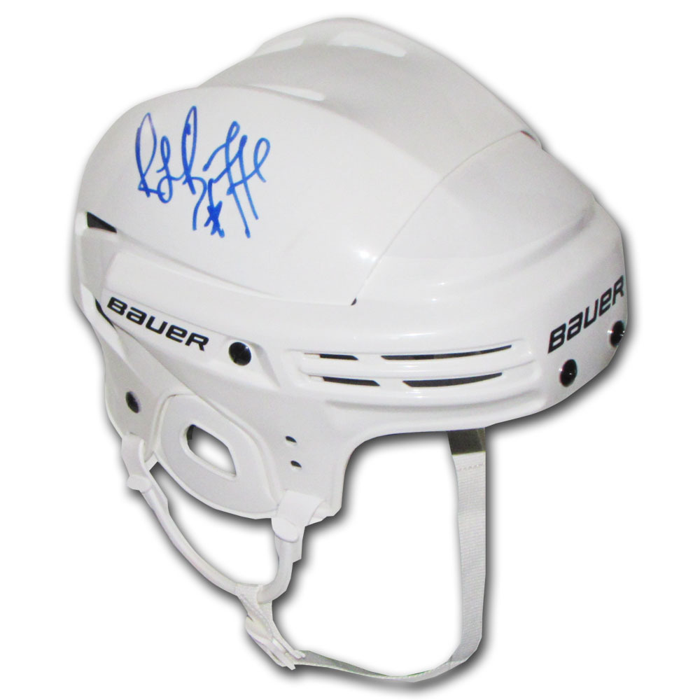 Ray Bourque Autographed Bauer Hockey Helmet