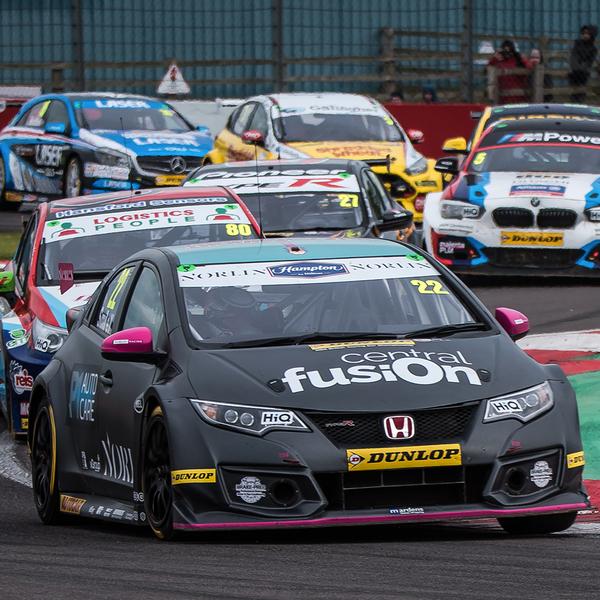 Click to view British Touring Car Championship VIP Experience at Knockhill.