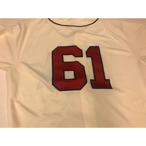 Photo of Game-Used Detroit Stars Jersey: Shane Greene